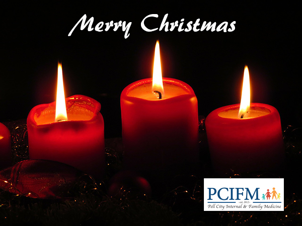 Pell City Internal and Family Medicine would like to wish you a very Merry Christmas! | 205.884.9000